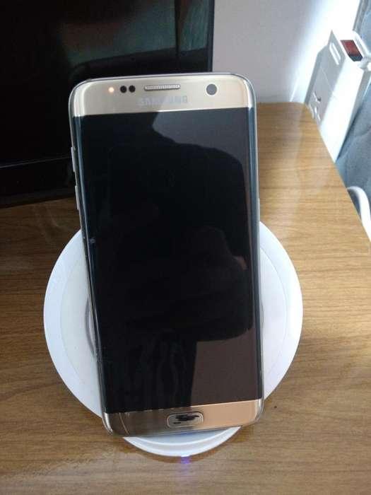 Samsung Galaxy S7 Edge Carg. Inalámbrico