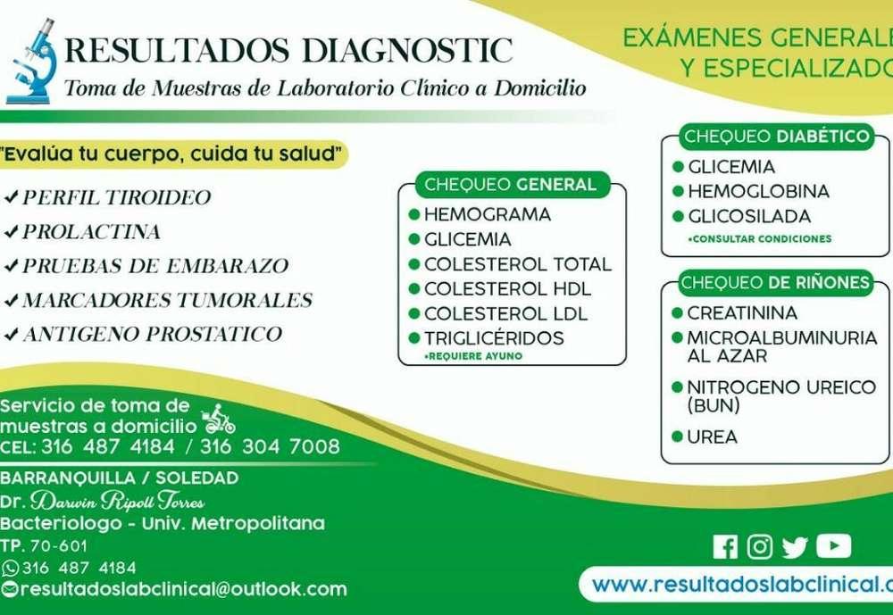 Examenes de Laboratorio Clinico