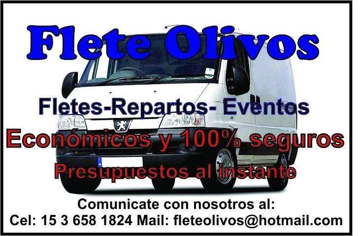FLETE MUDANZAS OLIVOS ECONOMICO Y 100 SEGURO