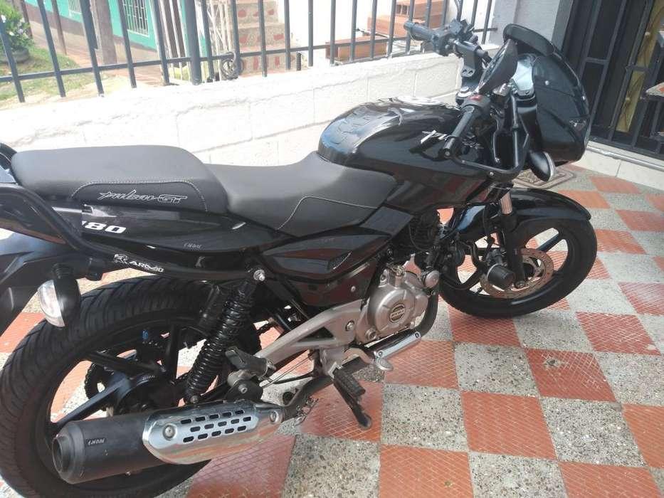 Vendo Moto Pulsar 180 Ug Pro