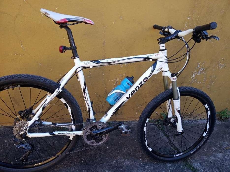 Bici Venzo Rod 26