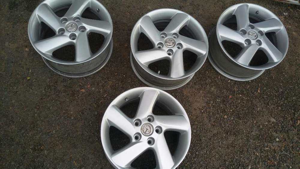 Vendo Rines de Mazda 6 Primera Serie