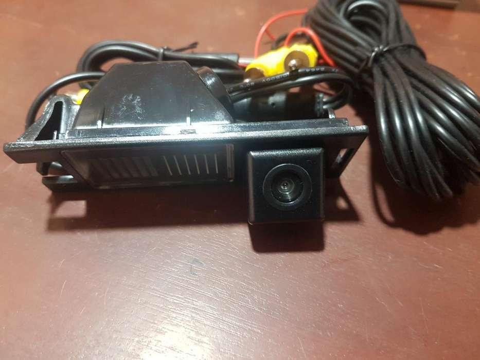 Camara Reversa Chevrolet Sonic/tracker