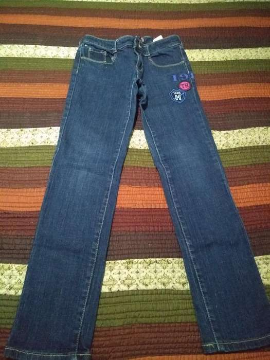 Pantalón Jean Niña Gap Importado Talle 1
