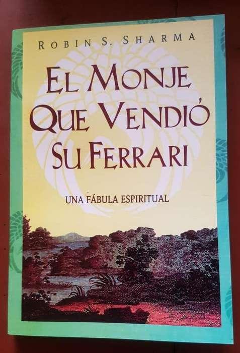 Libro El Monje Que Vendió Su Ferrari Robbin S. Sharma