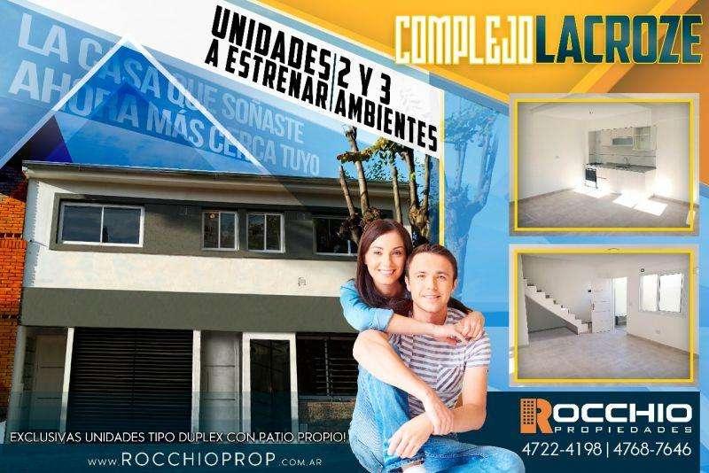 Departamento en Venta en Jose leon suarez, US 108000