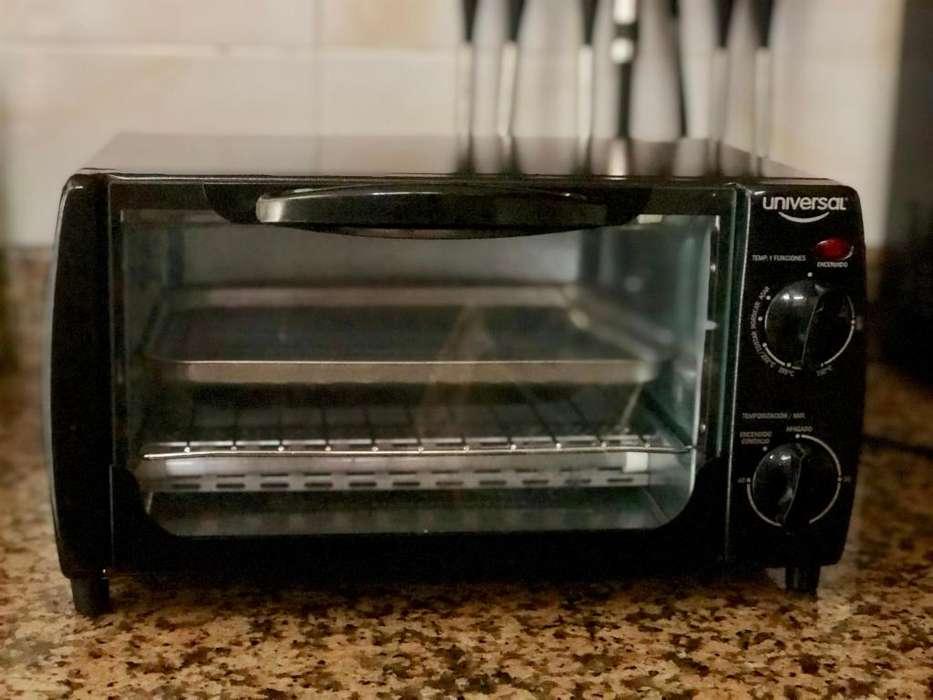 Horno electrico tostador 9lt Universal