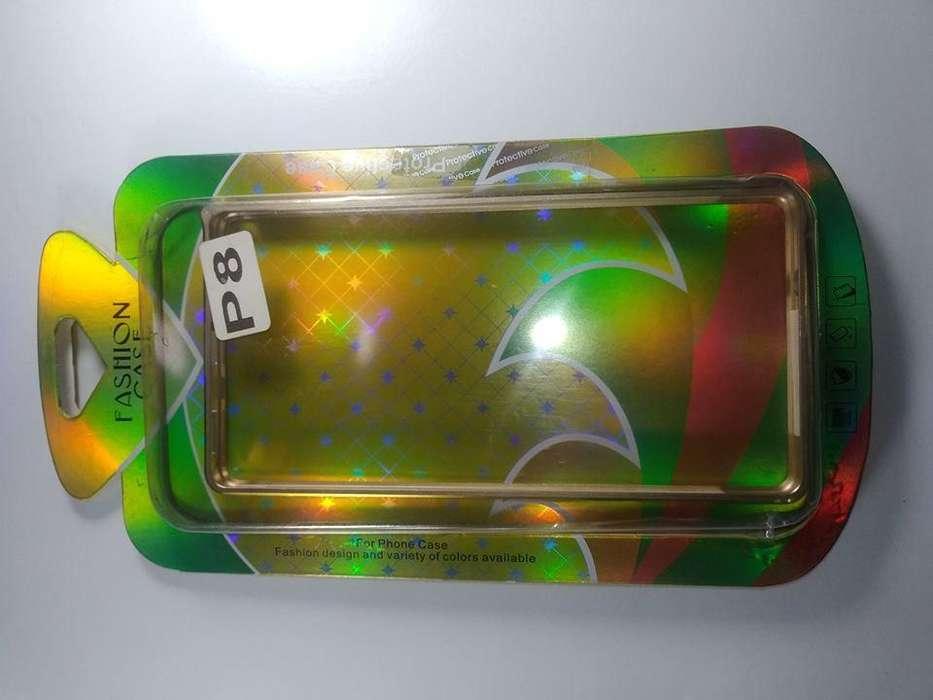 GANGA Bomper metalico para Huawei P8 - MrCelulares