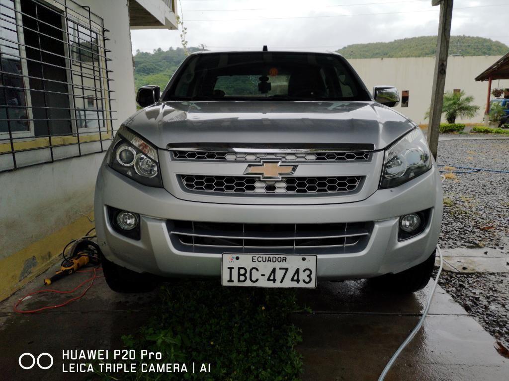 Chevrolet Dmax Full 2015