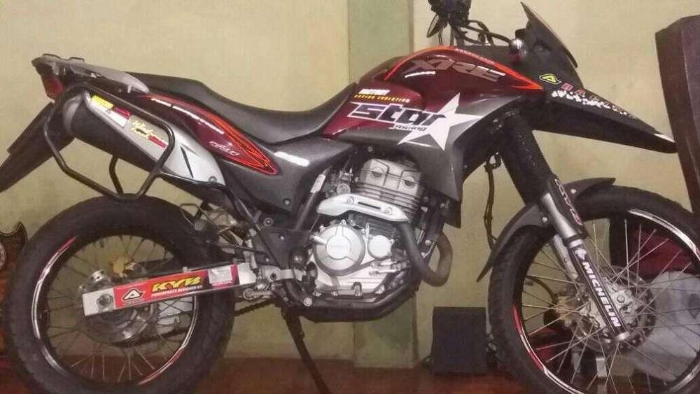 <strong>honda</strong> XRE 300 JM