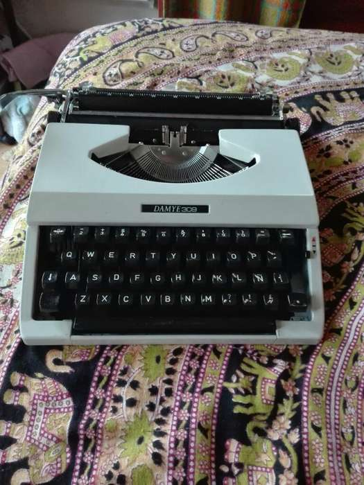 Maquina de Escribir en Excelente Estado