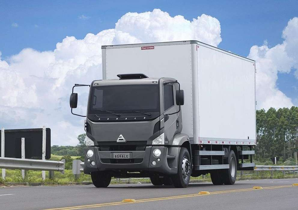 CAMION AGRALE S14000 4X2