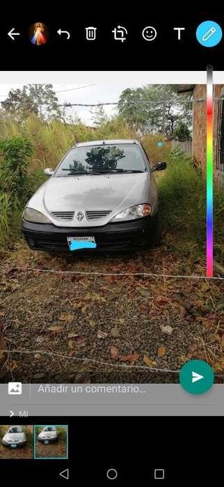 Renault Megane  2002 - 20000 km