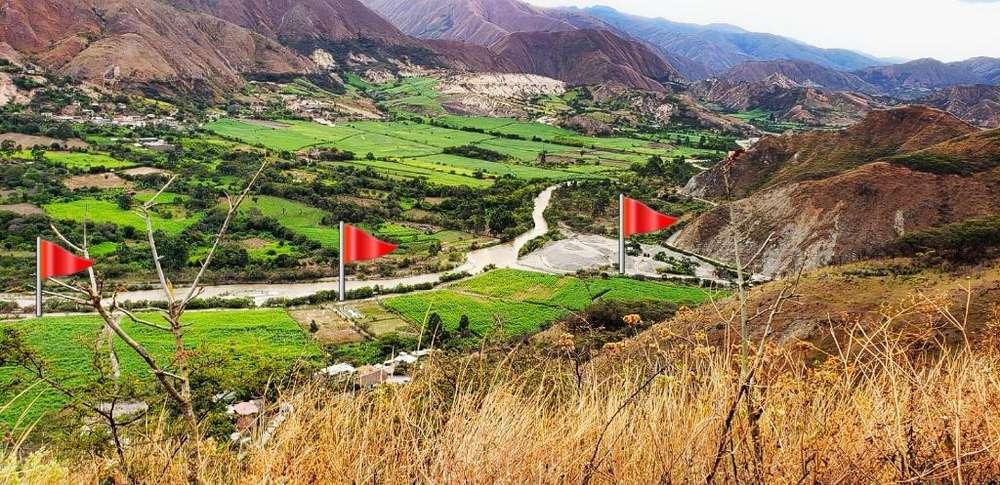 222 Hectareas Cerca de Vilcabamba