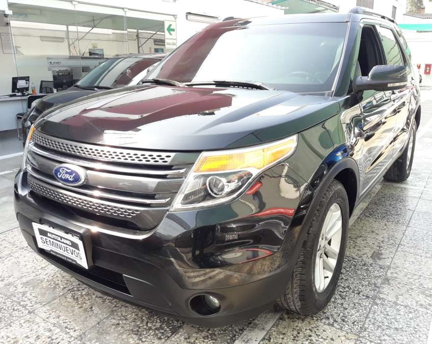 Ford Explorer 2012 - 77800 km