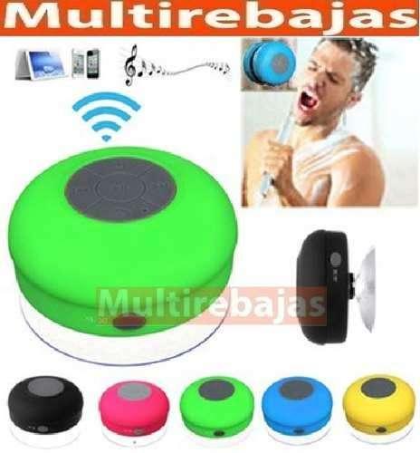 Parlante Bluetooth para Ducha con Microfono Integrado Ideal para su Hogar