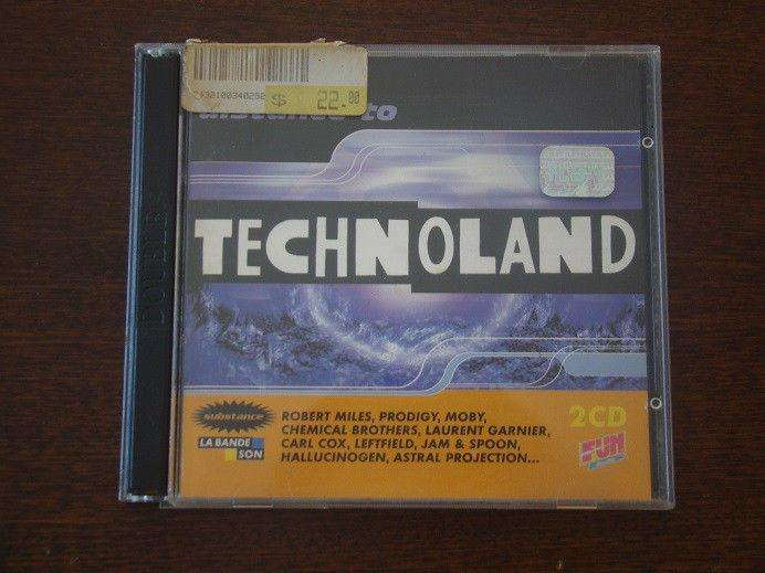 CD: Technoland Compilado
