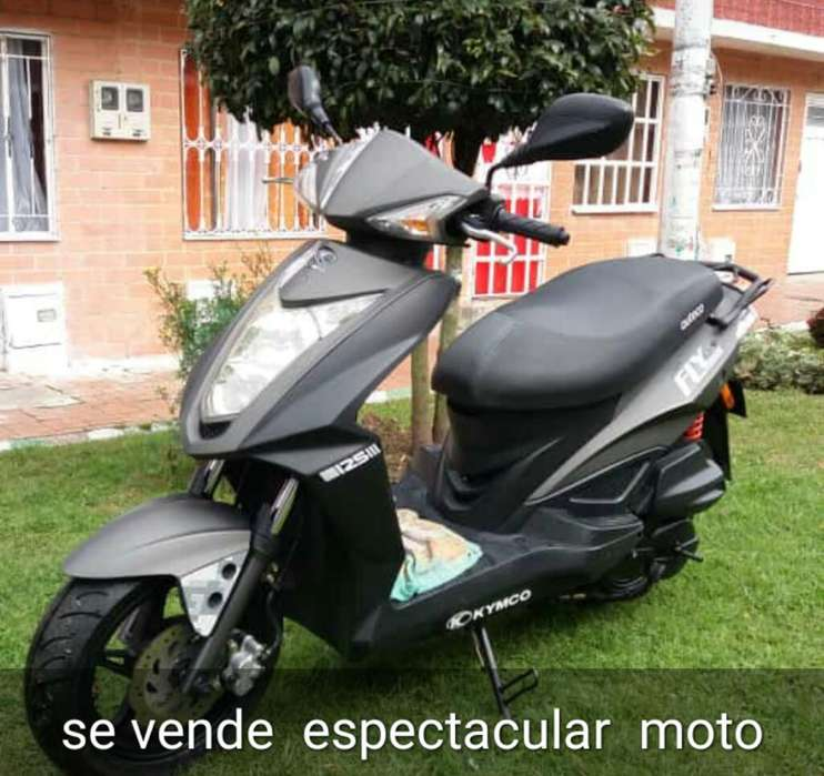 Vendo Moto Estado 10