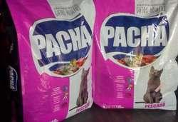 Alimento para Gatos Pachá