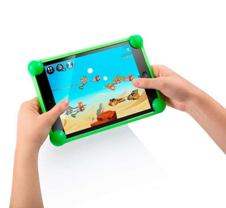 Funda Silicona Tablet 7 Bumper Anti Golpes Zona Alto Rosario BLASTER PC