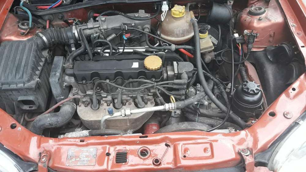 Chevrolet Forsa 2002 - 300000 km