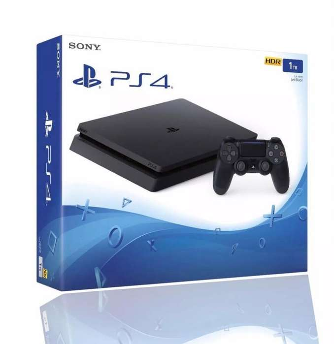 Ps4 Playstation 4 1 Tb Original Version Ultima Exclusivo EEUU