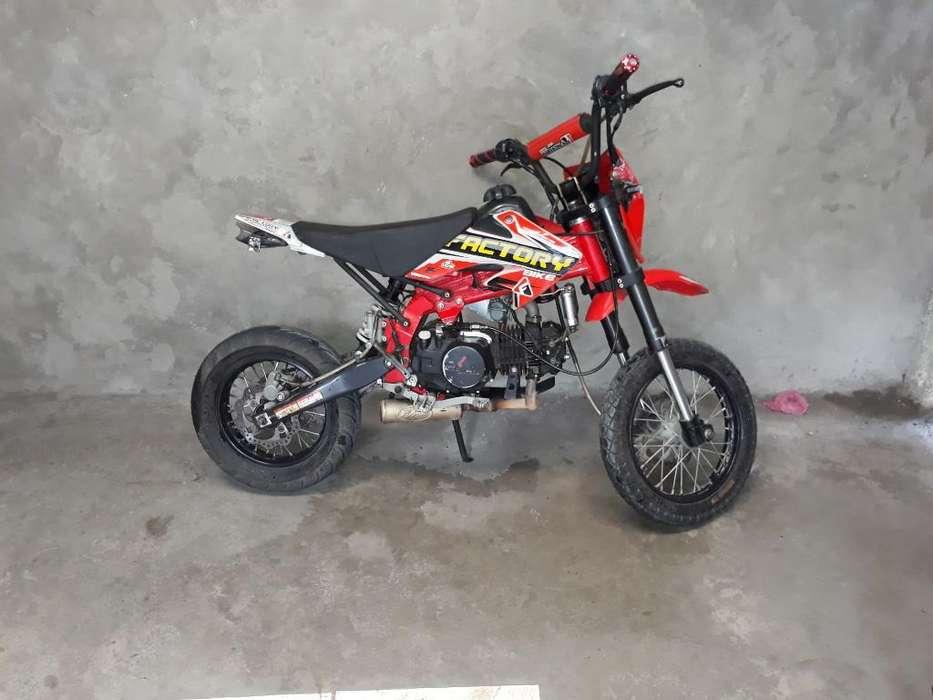 Moto Cross Fatory 150