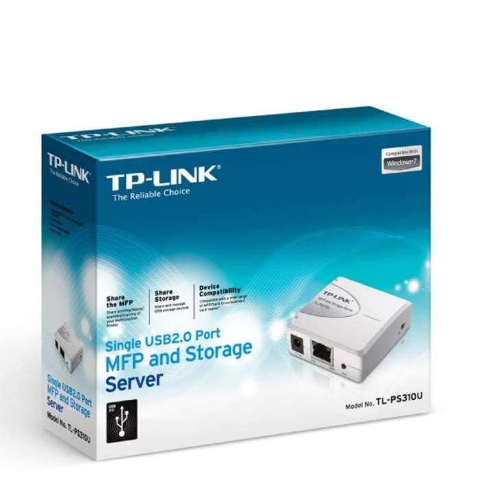 Print Server Tp Link Tlps310u