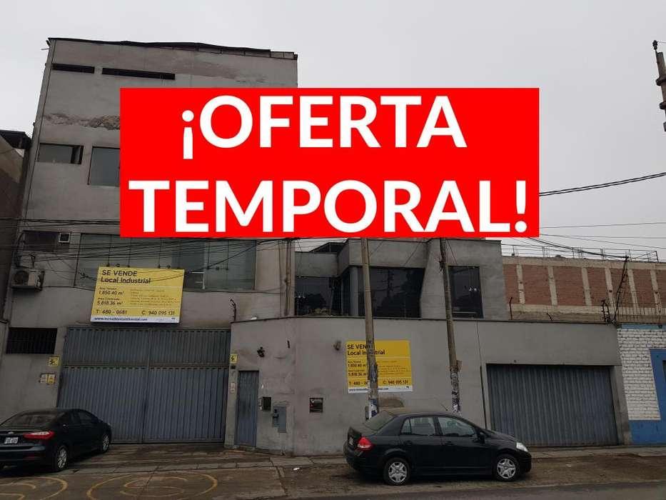 ¡Oferta Temporal Ahora 1,344,000 Hasta El 15.10.19 Local Industrial