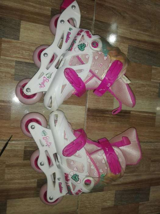 Patines de La Barbie Talla 28-31