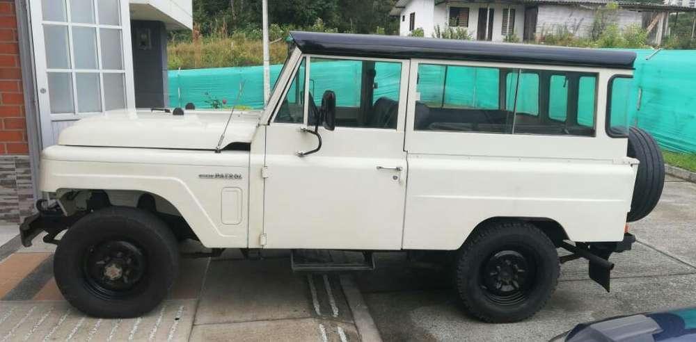 Nissan Patrol  1978 - 90000 km