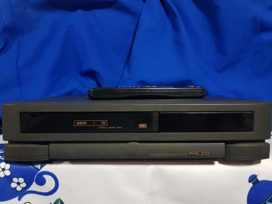 Videocasetera Philco VCR2423