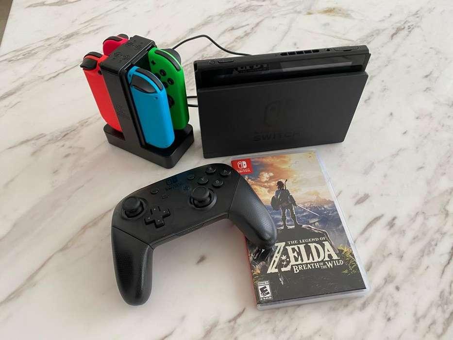 Nintendo Switch - Combo