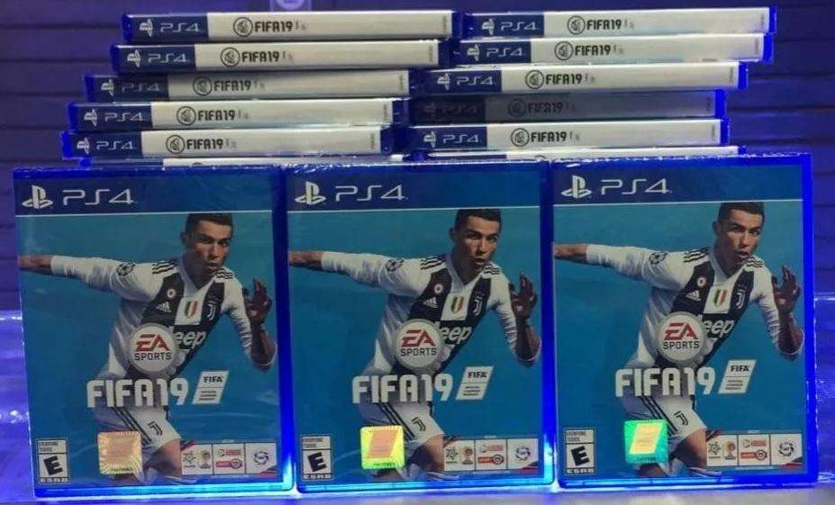 Fifa 19 Ps4 Playstation Fifa 2019 Oficial Nuevo Sellado OFERTA