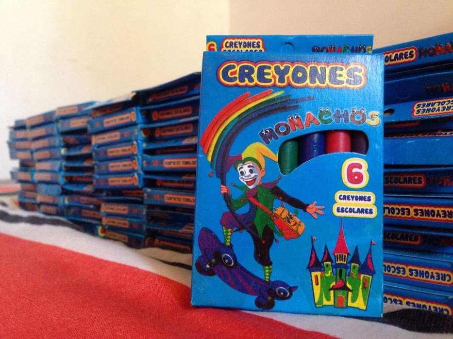 Crayones para Niño