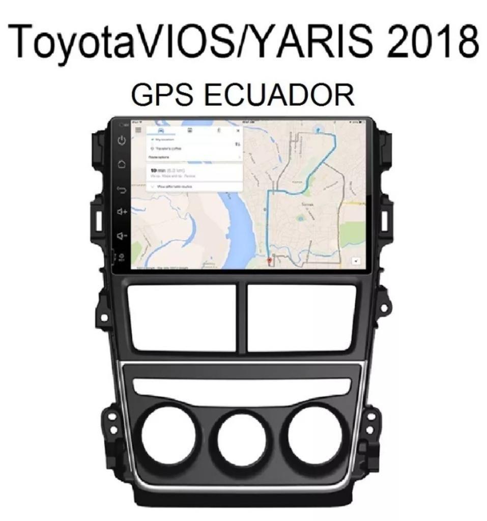 Radio Android Toyota Yaris Gps Betafix