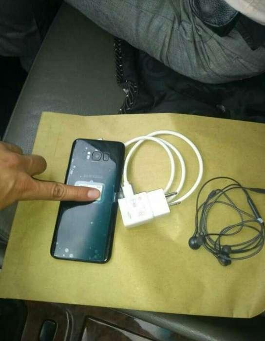 S8 Plus Como Nuevo