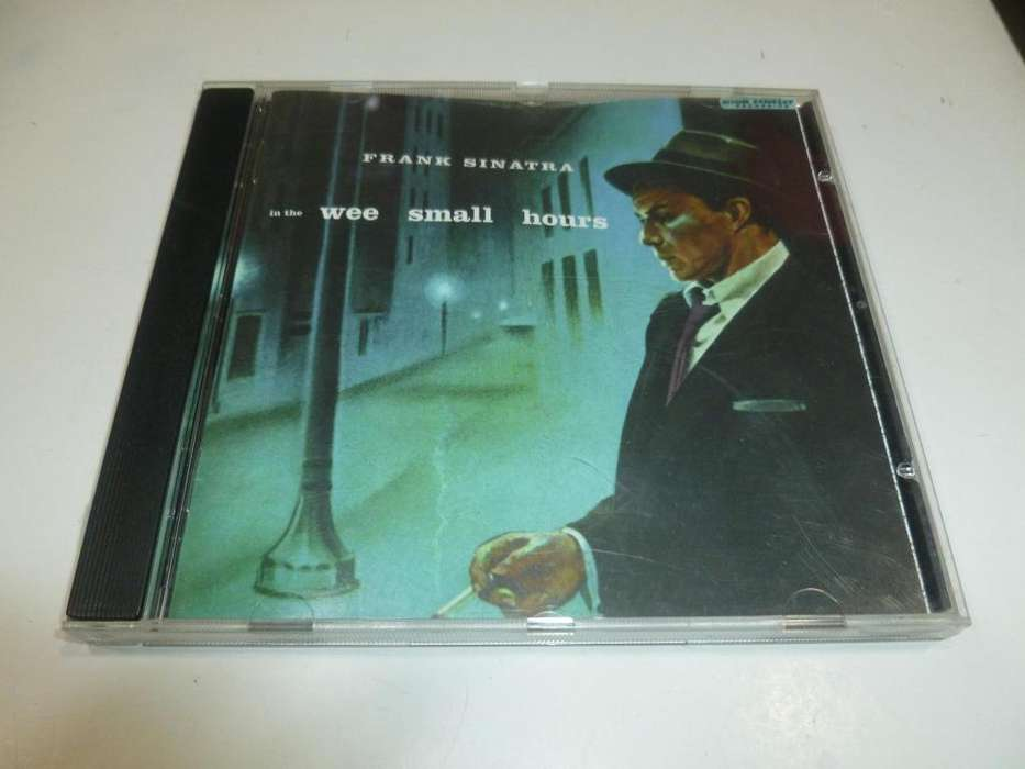 CD Frank Sinatra, In the wee small hours