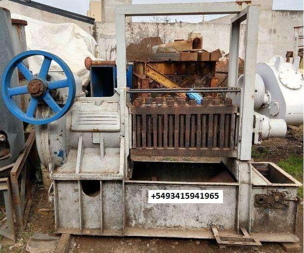Prensa Aceite Soja 400 a 500 Kg/h