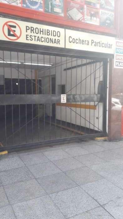 Alquiler Mensual 24 Meses Cochera Zona Centro