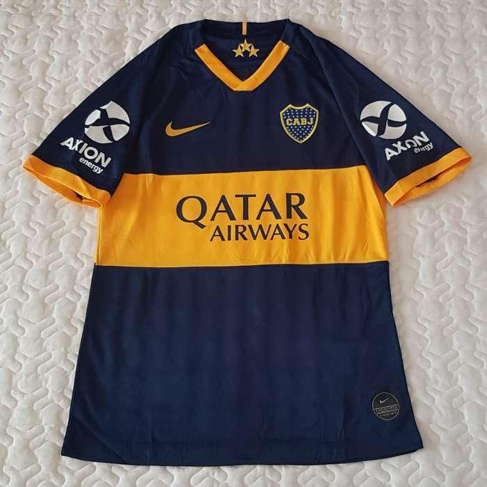 Camiseta Boca Juniors titular 2019