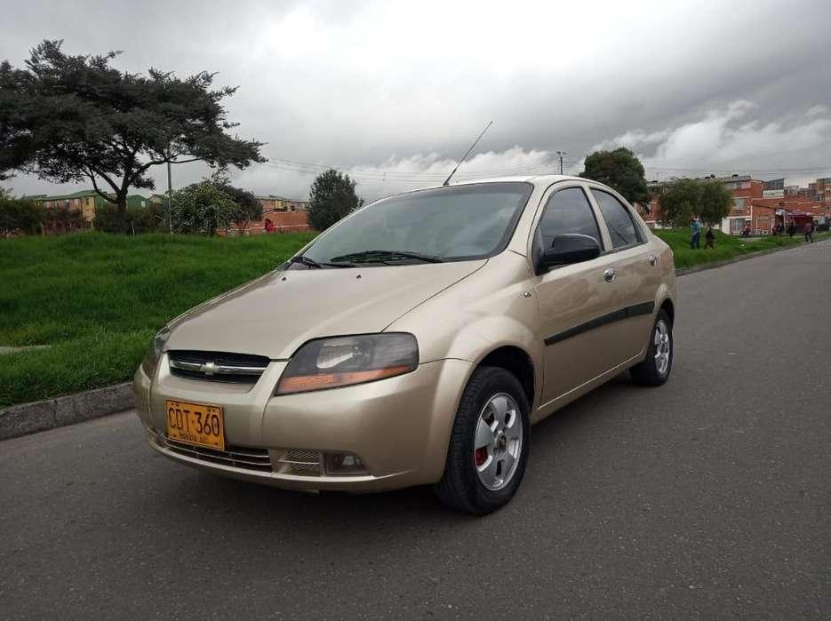 Chevrolet Aveo 2008 - 115000 km