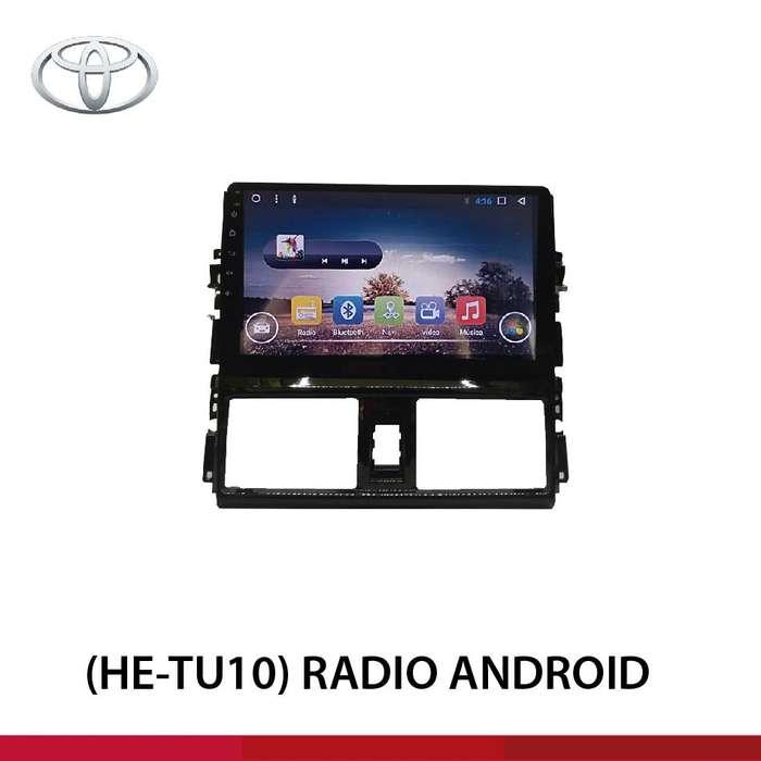 RADIO ANDROID 7.1 TOYOTA YARIS