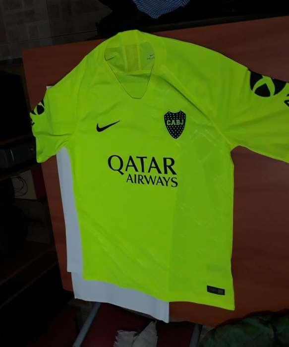 Camiseta Nike Boca Junior Match 19