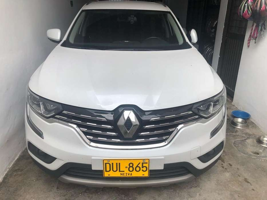 Renault Koleos 2018 - 15420 km