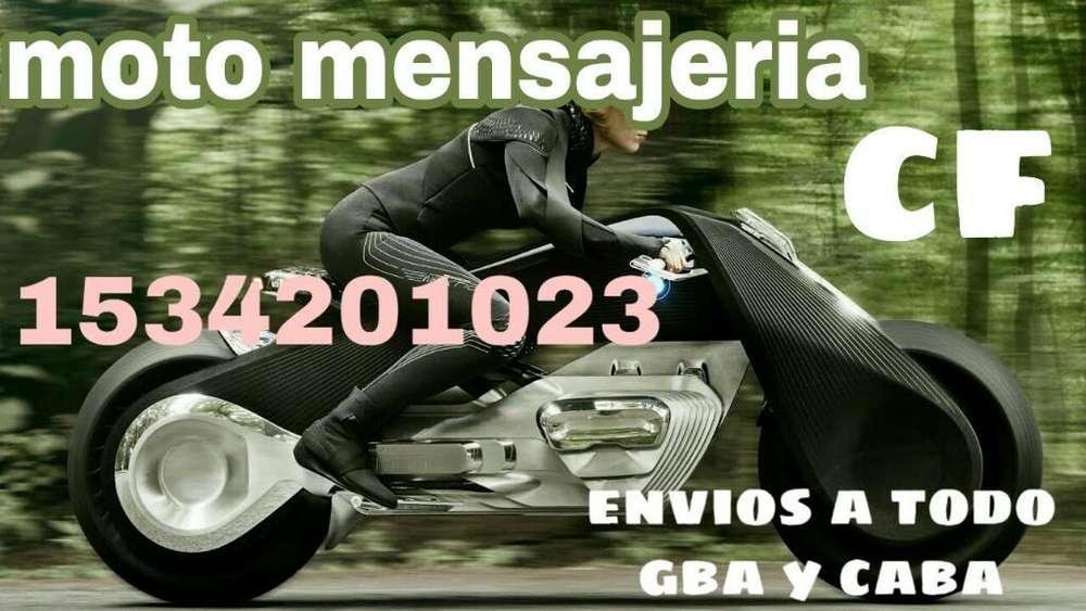 Envios en Moto