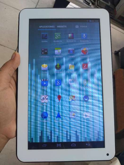 Tablet Silver Max 9 Pulgadas