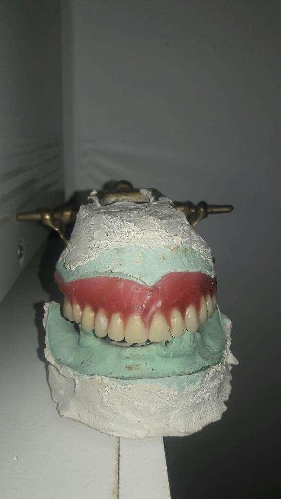 Protesis Dentales a Domicilio Garantidas