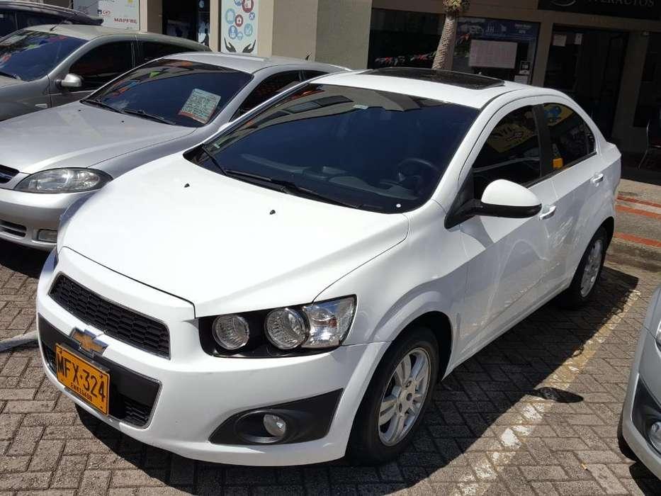 Chevrolet Sonic 2013 - 90300 km