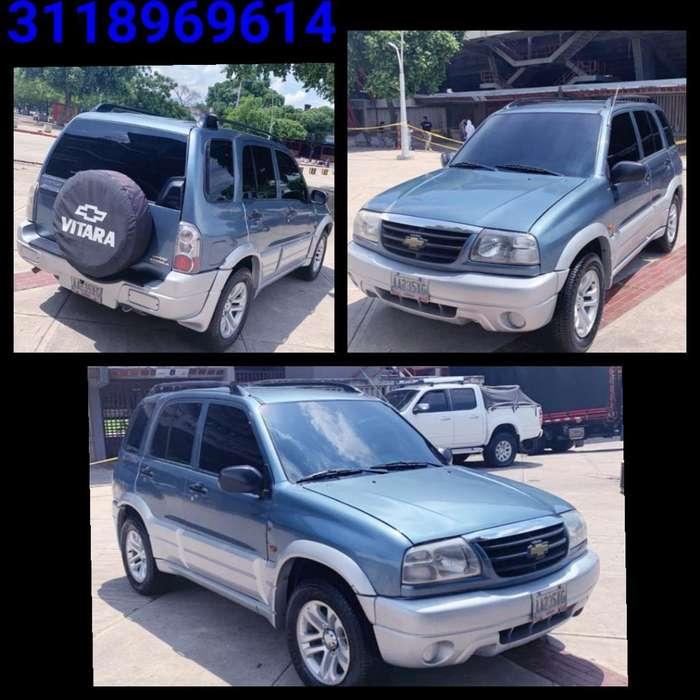 Chevrolet Grand Vitara 2008 - 125000 km